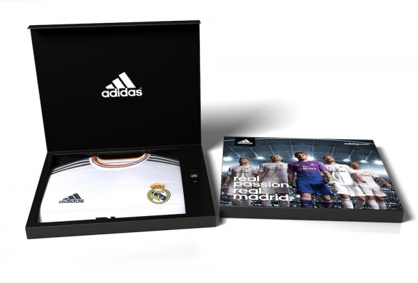 real madrid box 600x406 Win A Real Madrid Home Shirt in A Beautiful Presentation Box