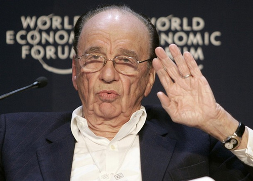 rupert murdoch Rupert Murdoch Plans Summer Tournament for Soccers Top Clubs: Nightly Soccer Report