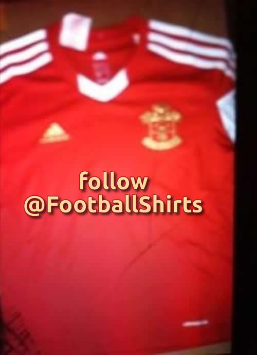 southampton home shirt leaked Southampton Home Shirt for 2013 14 Season: Leaked [PHOTO]