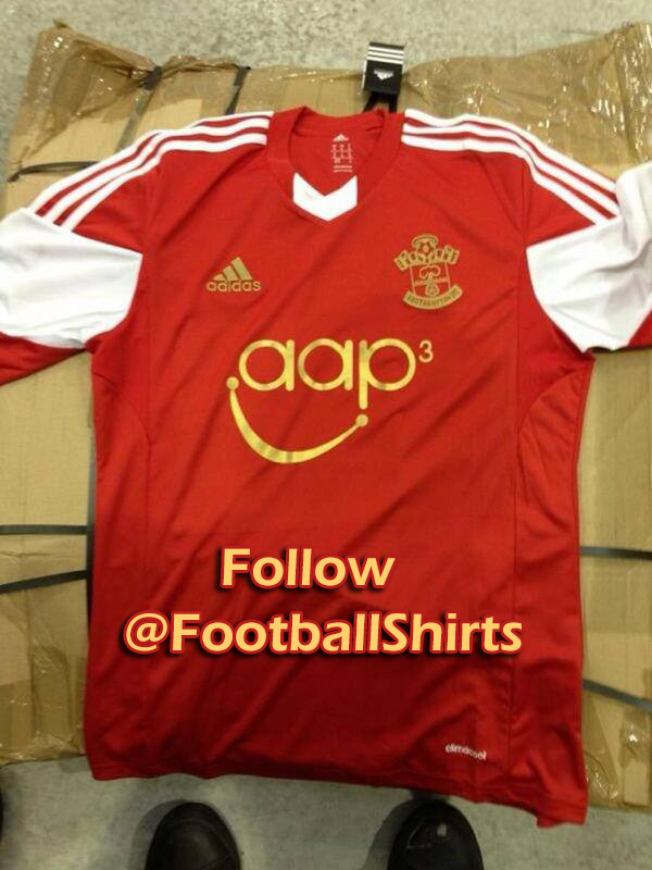 southampton home shirt Southampton Home Shirt for 2013 14 Season: New Leaked [PHOTO]