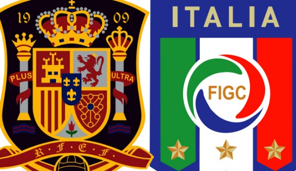 spain vs italy 600x346 Spain vs Italy, Confederations Cup Semi Final: Open Thread