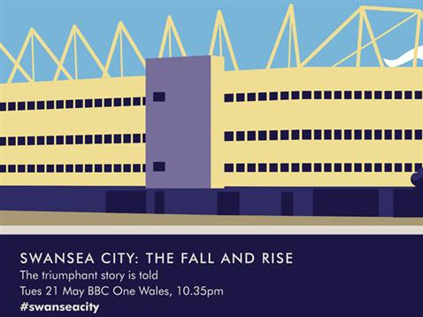 swansea city fall and rise Swansea City   The Fall And Rise: Full Length Documentary [VIDEO]