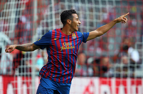 thiago Bayern Munich Agree £21.6m Deal for Barcelonas Thiago Alcântara: Nightly Soccer Report