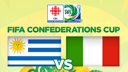 uruguay italy Italy vs Uruguay, Confederations Cup Third Place Match: Open Thread