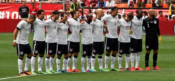 usa mens national team 600x280 USA Defensive Frailties Give Jurgen Klinsmann Reasons For Concern