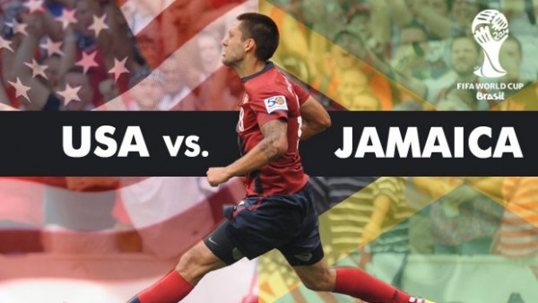 usa jamaica1 600x338 Argentina vs Colombia and Jamaica vs United States, International Matches: Open Thread