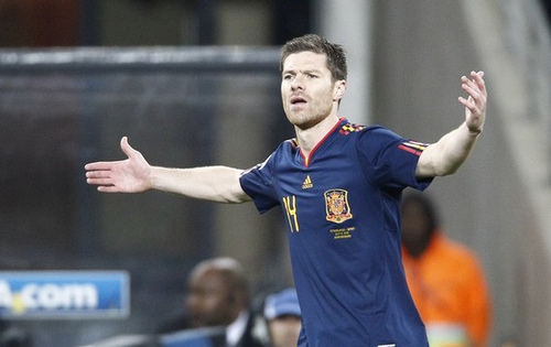 xabi alonso Are Spain A Better Side Without Xabi Alonso?