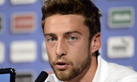 Claudio Marchisio Manchester United Offer £26m For Juventus Claudio Marchisio: Daily Soccer Report
