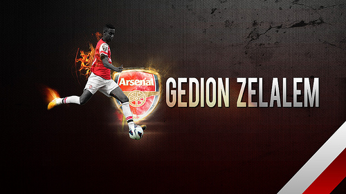 Gedion Zelalem No Longer a Secret: Gedion Zelalem Shines for Arsenal