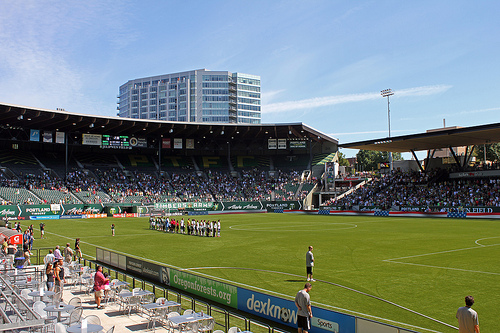 JELD WEN Field Portland to Host 2014 MLS All Star Game