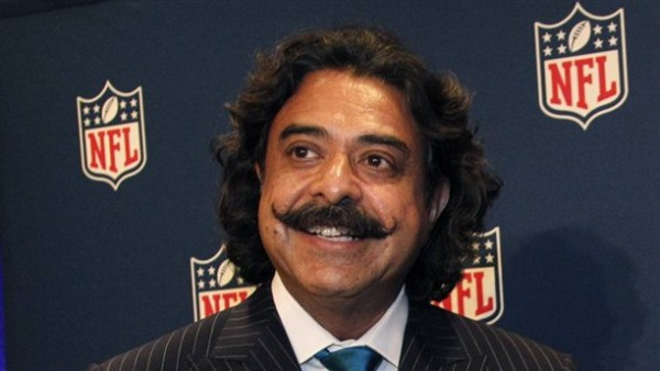 Shahid Khan 600x338 Jacksonville Jaguars Owner Shahid Khan Agrees Deal to Buy Fulham