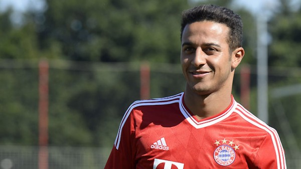 Thiago Alcantara 600x337 Guardiola's Gamble On Thiago Alcantara: Is It Time For Bayern Munich Fans to Worry?