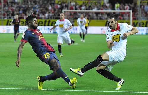 alvaro negredo1 Sevilla Confirm Alvaro Negredo Is Set to Join Manchester City
