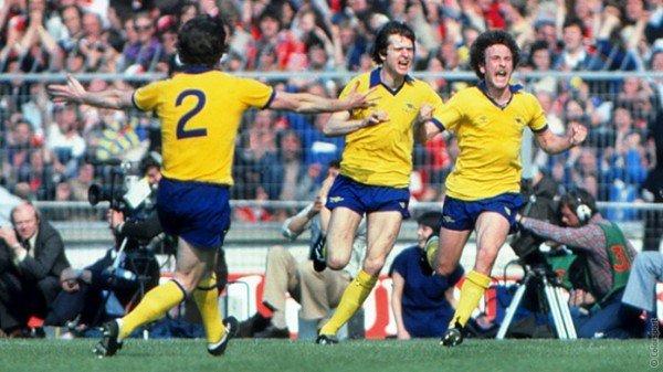 arsenal 1979 fa cup final 600x337 Arsenals New Away Shirt Connects Me to 1979s FA Cup Final Triumph Against Man Utd