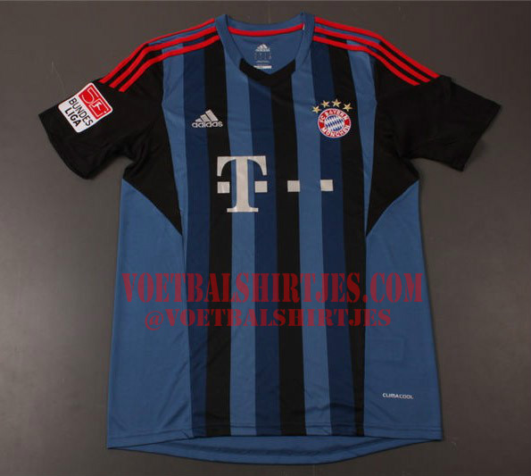bayern munich third shirt front Is This Bayern Munichs Third Shirt for the 2013 14 Season? [PHOTOS]