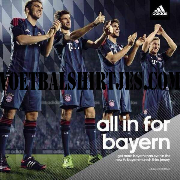 bayern munich third shirt group Is This Bayern Munichs Third Shirt for the 2013 14 Season? [PHOTOS]