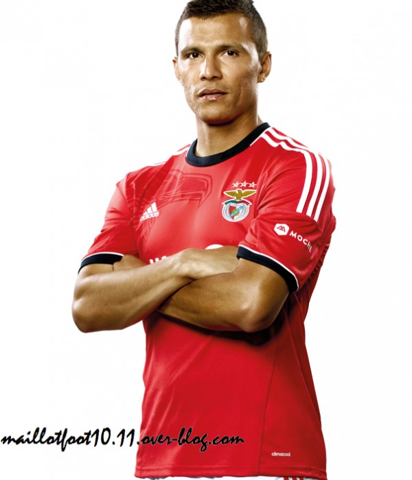 Benfica Home Shirt for 2013 14 Season [PHOTO] & [VIDEO]