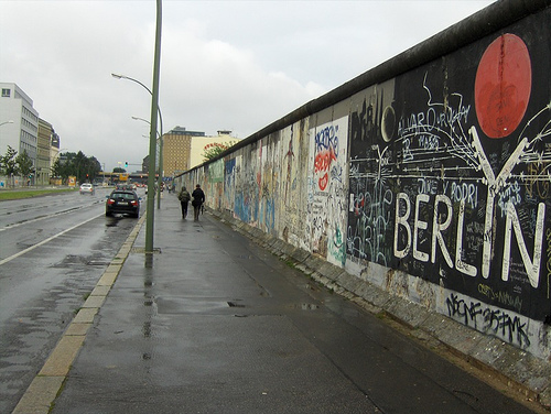 berlin wall A Crossroads In East German Football: Some Clubs Are Adapting to the Future, While Others Are Mired In the Past