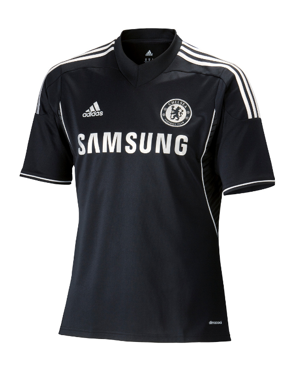 chelsea third shirt front Chelsea Launch Third Shirt for 2013 14 Season: Official [PHOTOS]