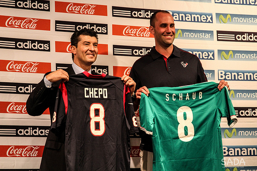 chepo Chepo Stays On As Coach of Mexico National Team