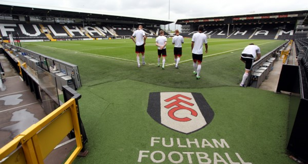 Traveling Back In Time To Fulhams Craven Cottage