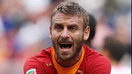 daniele de rossi Chelsea Line Up £10million Bid for Romas Daniele de Rossi: Daily Soccer Report