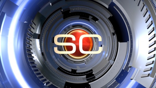 espn sportscenter 600x337 ESPNs SportsCenter Only Covers Soccer 1.3% Of The Time: Daily Soccer Report