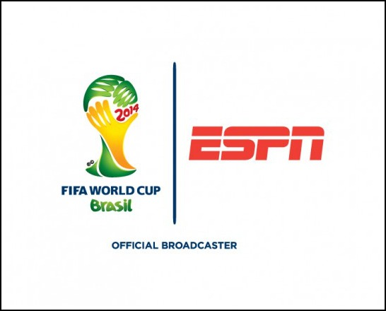 espn world cup 20141 ESPNs US TV Coverage Plans for FIFA World Cup 2014