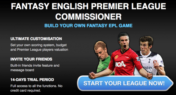 fantasy epl commissioner main 600x325 FanXT Reviewed; A New Fantasy Football Game Where You Can Be Commissioner