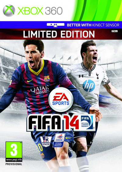 fifa 14 uk cover1 Gareth Bale Featured On UK Cover Of FIFA 14 [PHOTOS] & [VIDEO]