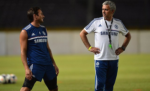 frank lampard Mourinho Admits Frank Lampard Will Have To Be Used More Sparingly at Chelsea: Nightly Soccer Report