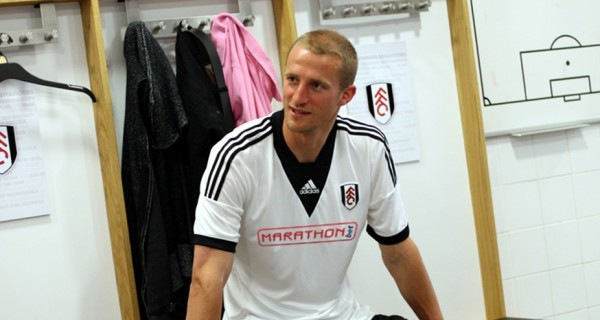 Fulham Home Shirt for 2013 14 Season: Official [PHOTOS]