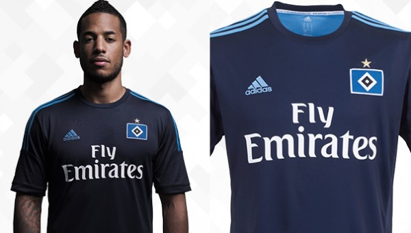 Hamburg Away Shirt for 2013 14 Season [PHOTOS]