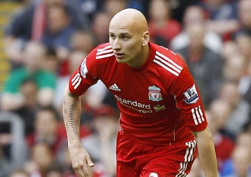 jonjo shelvey Swansea City Agree £6m Fee for Liverpools Jonjo Shelvey: Nightly Soccer Report