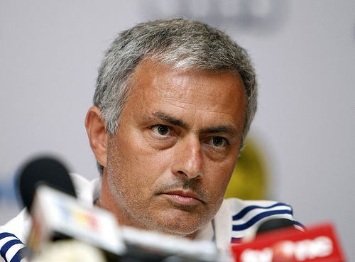 jose mourinho1 Is the Premiership Race Over for Jose Mourinho?