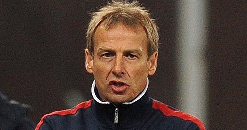 jurgen klinsmann USA Awaits CONCACAF Decision On Whether Jurgen Klinsmann Will Be Allowed to Coach Gold Cup Final