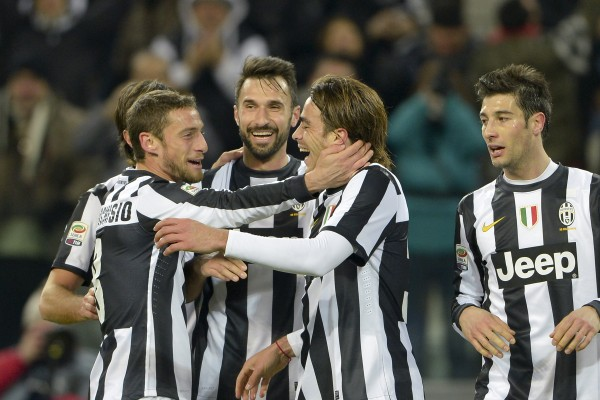 juventus team 600x400 Squads Announced For 2013 International Champions Cup For July 27 August 7