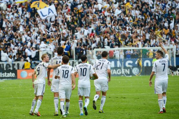 la galaxy team Squads Announced For 2013 International Champions Cup For July 27 August 7