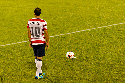 landon donovan USA vs Cuba, Gold Cup: Match Highlights [VIDEO]