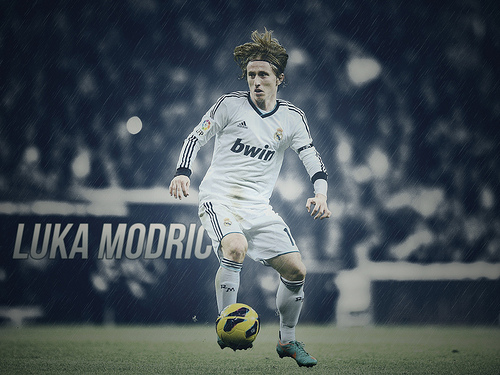 luka modric David Moyes Turns to Luka Modric as Manchester United's Search For a Star Widens: Nightly Soccer Report