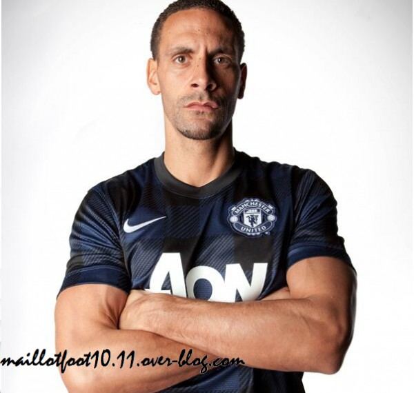 Manchester United Launch Away Shirt for 2013 14 Season: Official [PHOTOS]