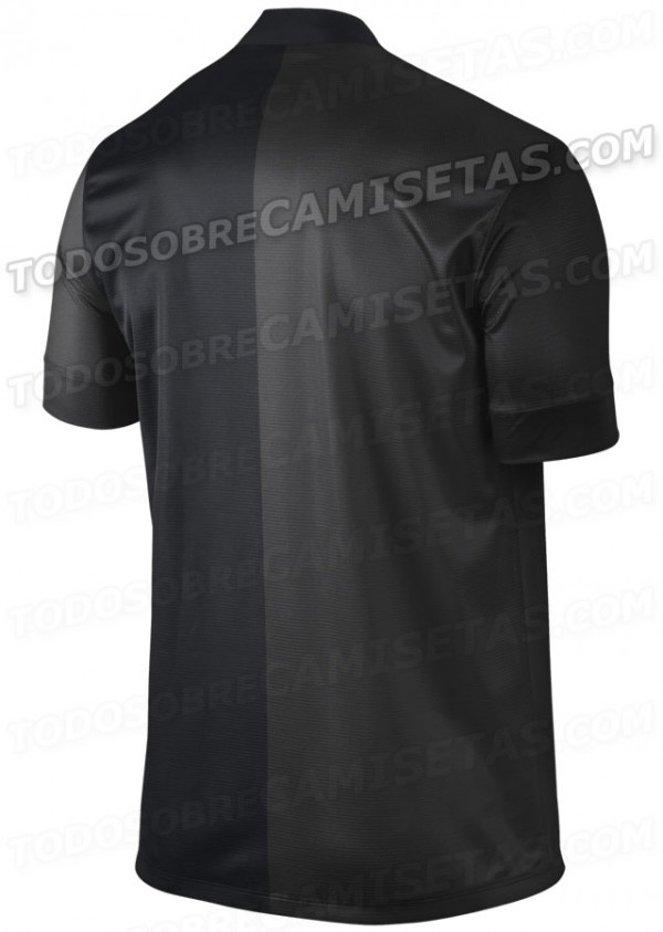 manchester city away shirt back 600x843 Manchester City 2013 14 Away Shirt Leaked: Official [PHOTOS]