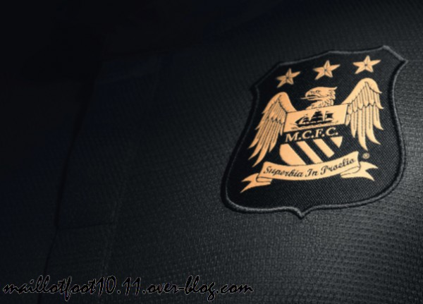 Manchester City Away Shirt For 2013 14 Season Confirmed: Official [PHOTOS]