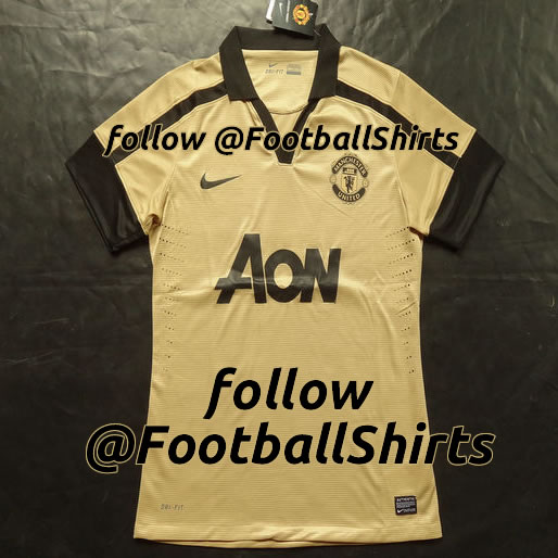 manchester united third shirt Is This Manchester Uniteds Third Shirt for the 2013 14 Season? [PHOTO]