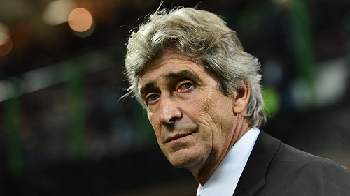 manuel pellegrini Manuel Pellegrinis First Day at City Reveals a Deep and Intriguing Character [VIDEO]
