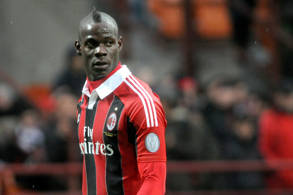 mario balotelli Arsenal Interested In Signing Italy Striker Mario Balotelli, Says Report