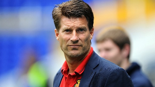 michael laudrup Michael Laudrup Leaves Swansea City; Garry Monk Takes Temporary Charge