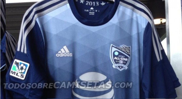 mls all star shirt 2013 small 600x328 MLS All Star Jersey for 2013 MLS All Star Game: Leaked [PHOTO]
