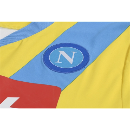 Napoli Home, Away And Third Shirts for the 2013 14 Season [PHOTOS]