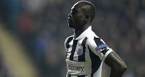 papiss cisse Papiss Dont Preach: Why Cisses Protest Against Wonga Is Unwinnable